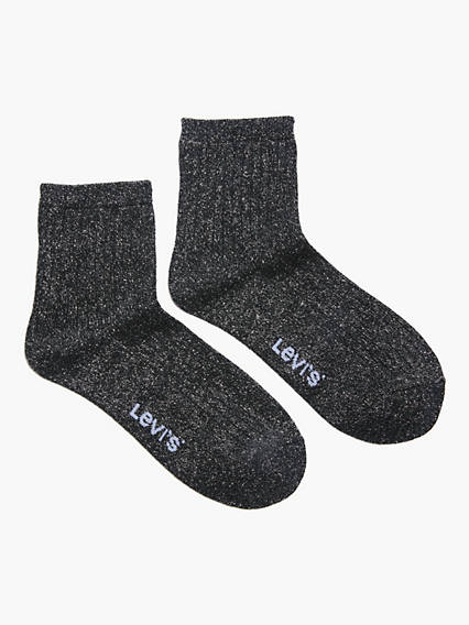 Lurex Sport Ankle Socks