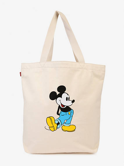 Levi's® X Mickey Mouse Mickey Tote Canvas Bag