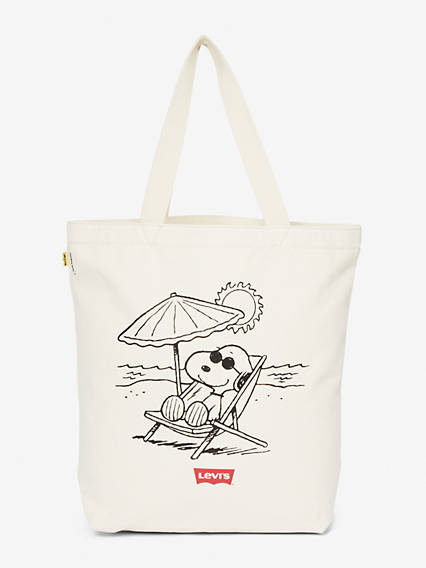Levi's® X Peanuts Everyday Snoopy Beach Tote
