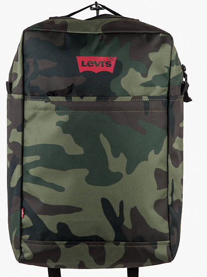 The Levi'S® L Pack Slim Camo (W Red)