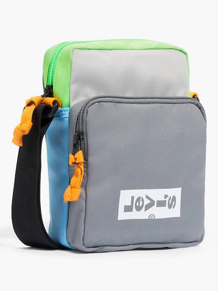 Colorblock Levi's® L Series Cross Body Bag