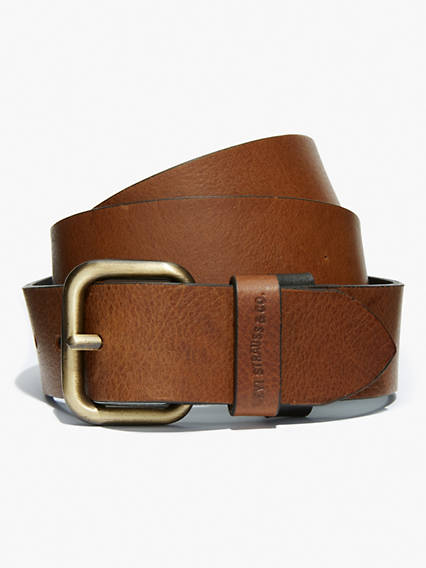 Push Prong Reversible Belt