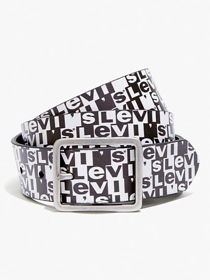 Levi's® Logo Reversible Belt