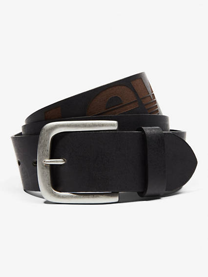 Logo Laser Icon Belt