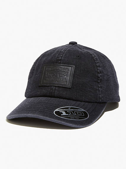 Levi's Denim Baseball Cap - Men's 1 Show some Levi's® love with this classic hat. It displays our iconic Two Horse Pull logo, which demonstrates the strength of our clothing.