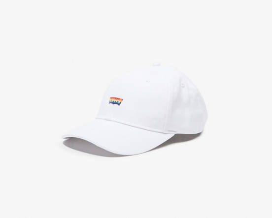 Pride Hat - White   Levi's® GB