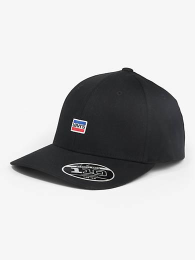 Levi/'s Mini Sportwear Logo Flexfit Cap In Navy