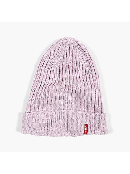 Cotton Ribbed Beanie