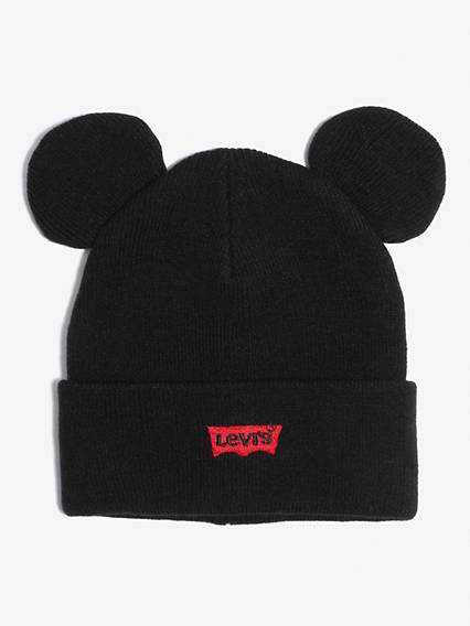 Mickey Mouse Ears Beanie