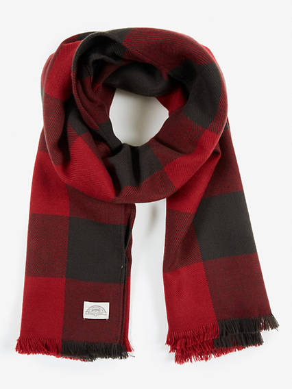 Buffalo Plaid Wrap