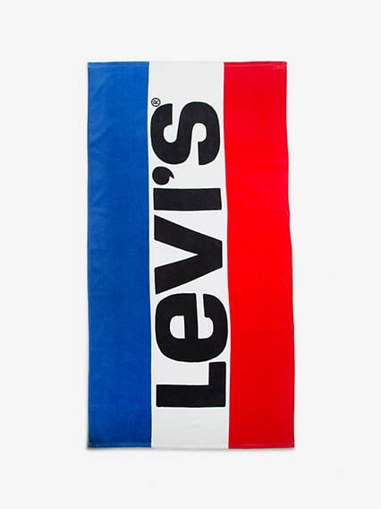 Levi's® Logo Sportswear Towel