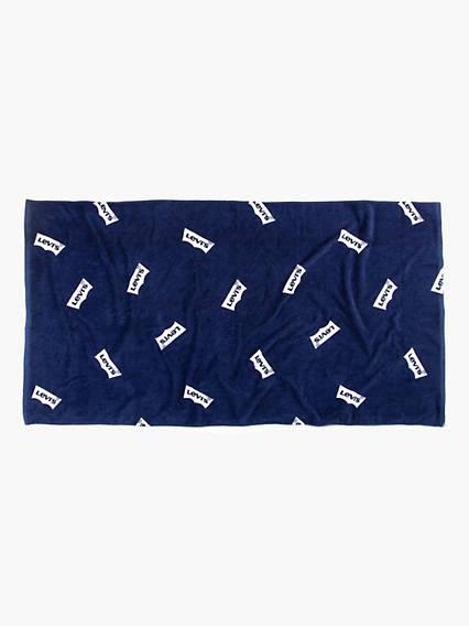 Levi's® Repeat Batwing Towel