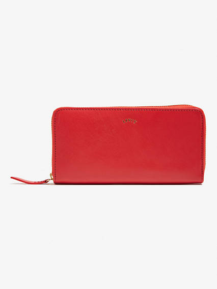 Hyde Long Zip Wallet