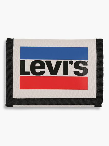 Levi's® Logo Trifold Wallet