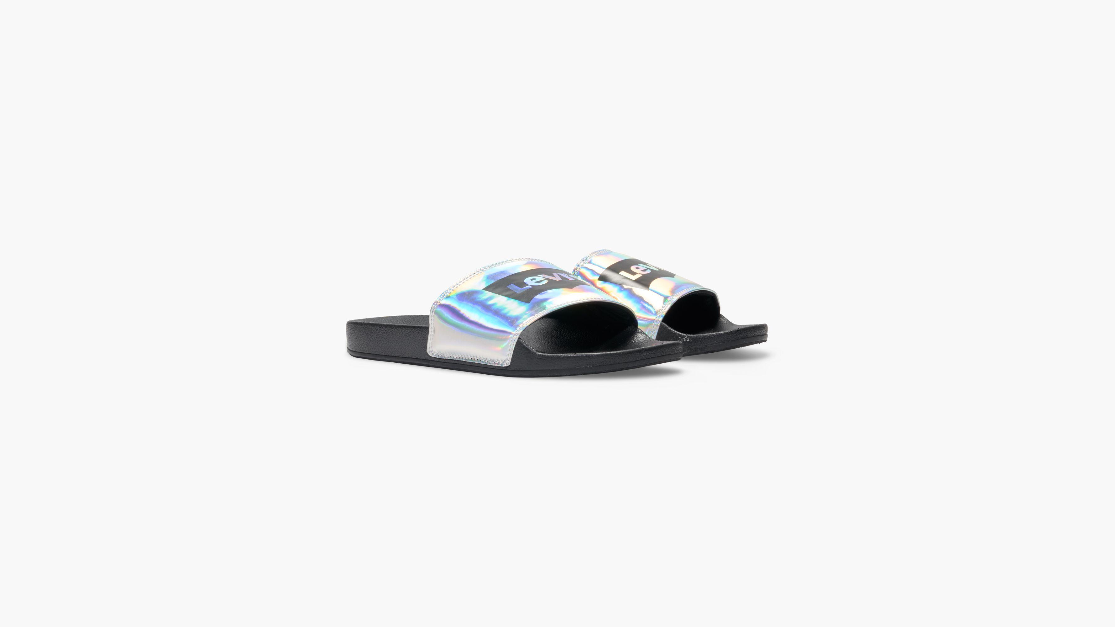 459544de Levi's® Slide Sandals - Black | Levi's® US