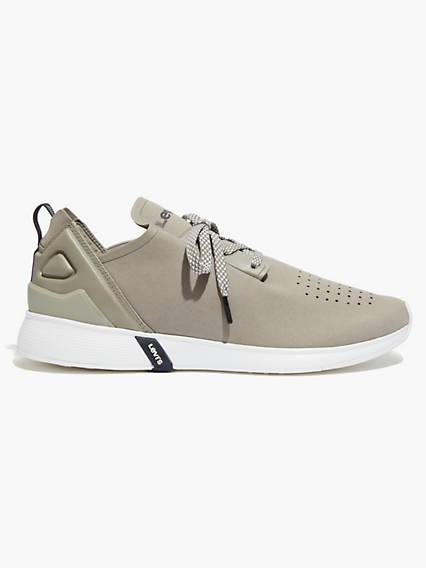 Black Low Cut Casual Shoes