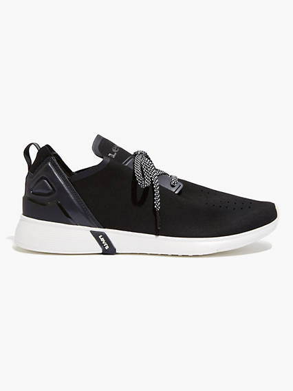 Black Tab Sneakers