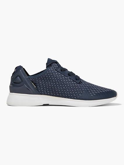 Black Tab Sneakers