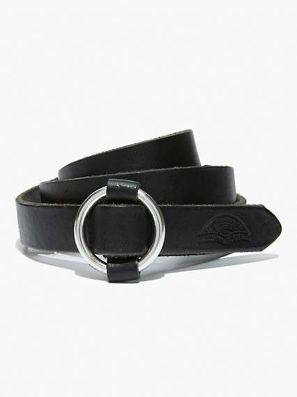 Convertible O Ring Belt