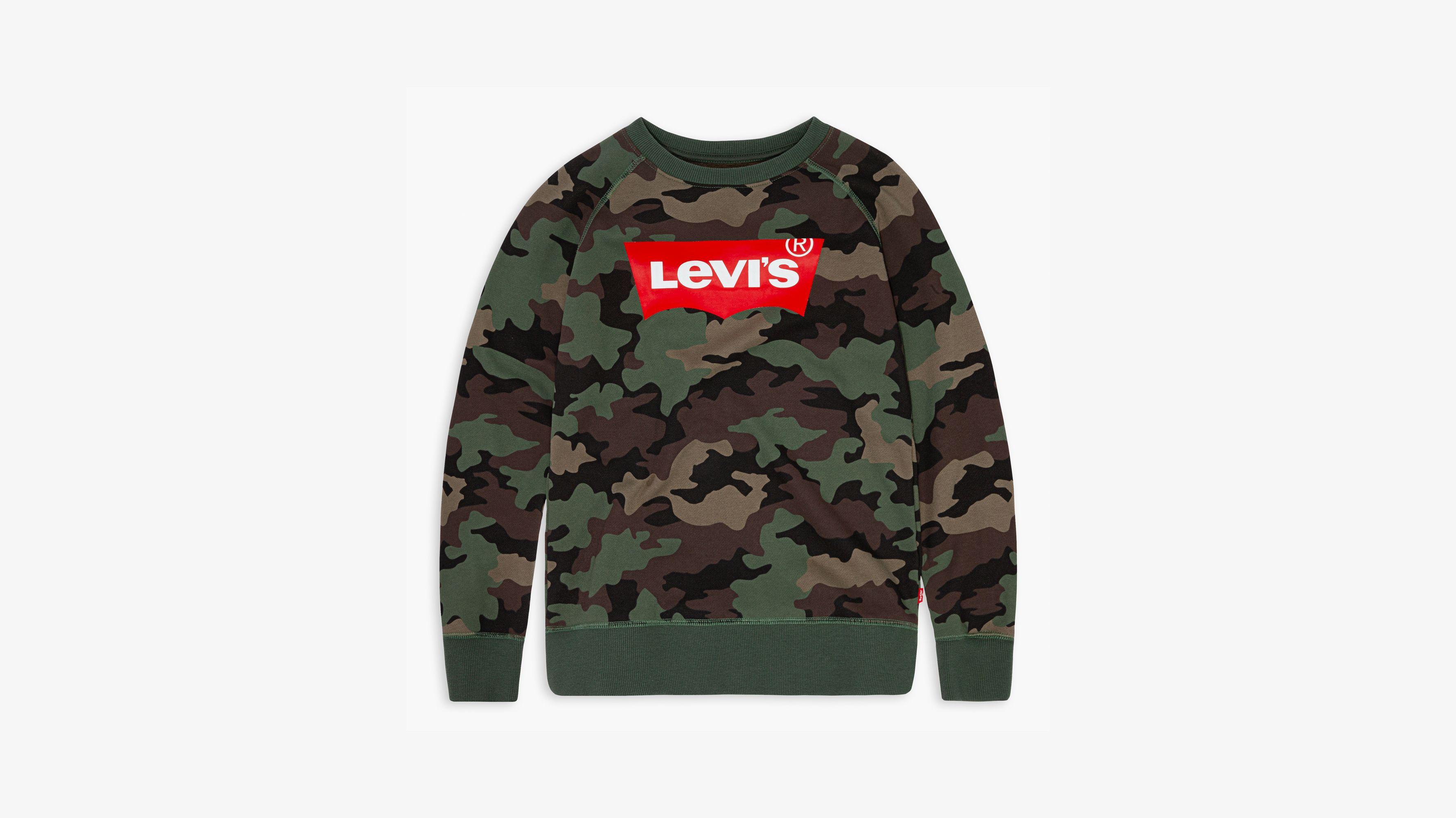 Big Boys Graphic Sweatshirt
