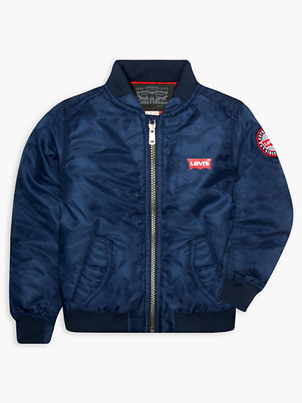 Big Boys Bomber Jacket