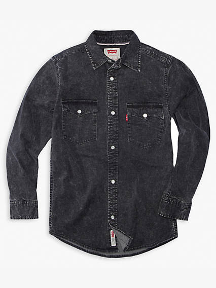 Toddler Boys 2T-4T Western Shirt