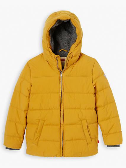 Doudoune Sherpa