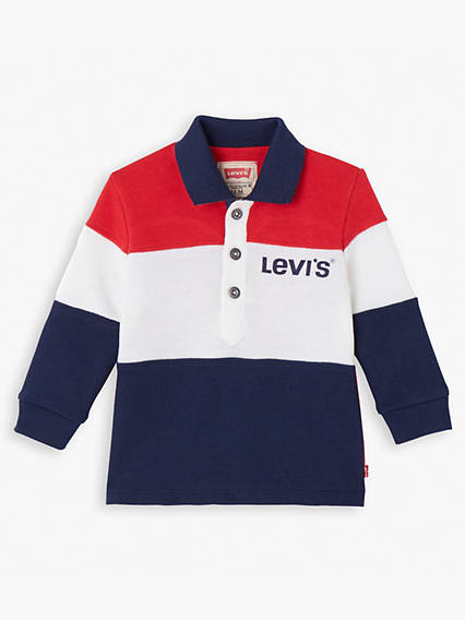 Long Sleeve Polo Paulo