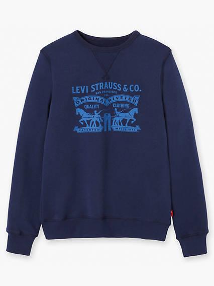 Sweatshirt Crewhorse