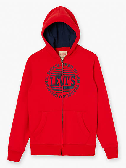 Boys Zipper