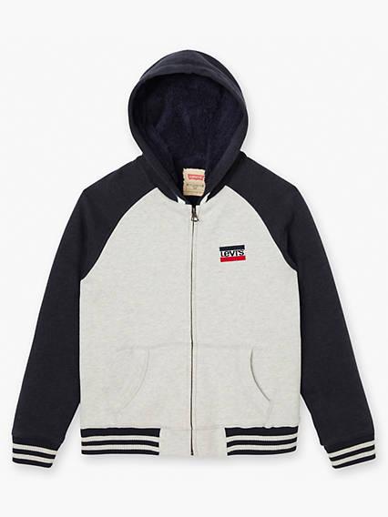 Zipper Sherpa