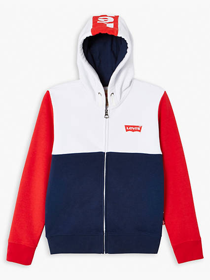 Boys Zipper Blockzip