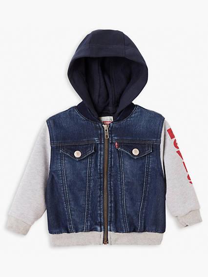Baby Boy Jacket Clif