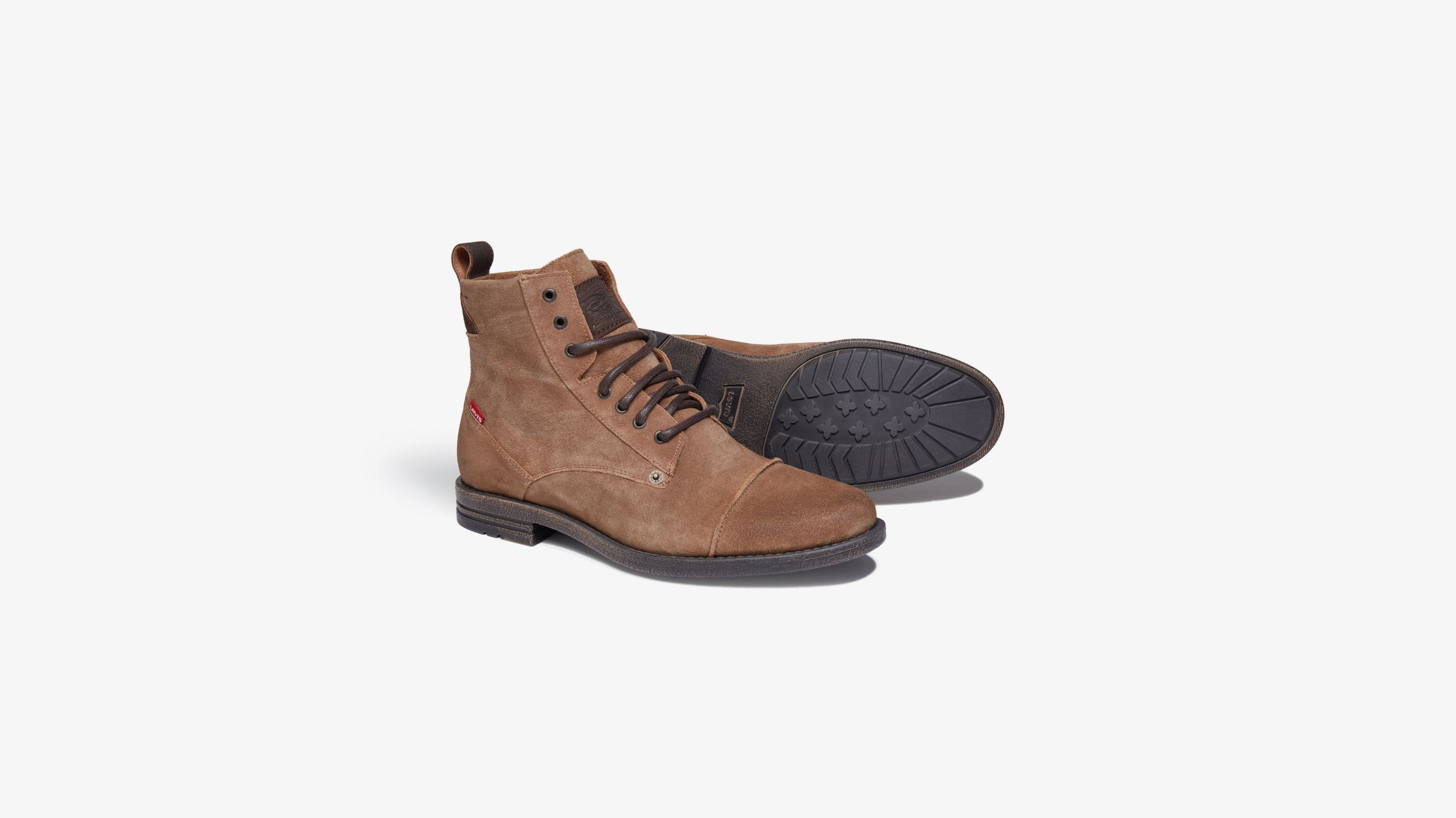 Emerson Wxfuca7 Levi's® Be Marron Shoes 5aaxqHUg