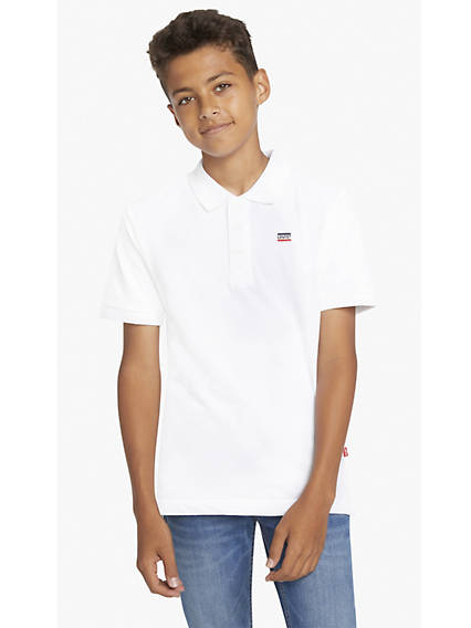 Big Boys Levi's® Polo Shirt