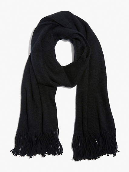 Levi's Eyelash Scarf - Women's 1 As classic as can be, this scarf features tassled ends for a extra style.