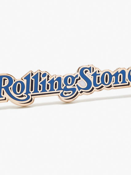 Levi's® X RS Rolling Stone Logo Pin