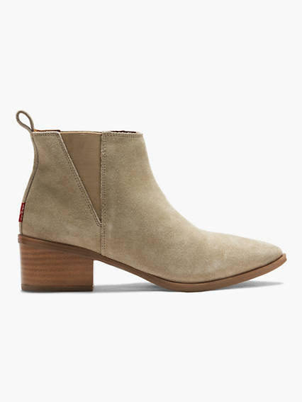Gaia Ankle Booties