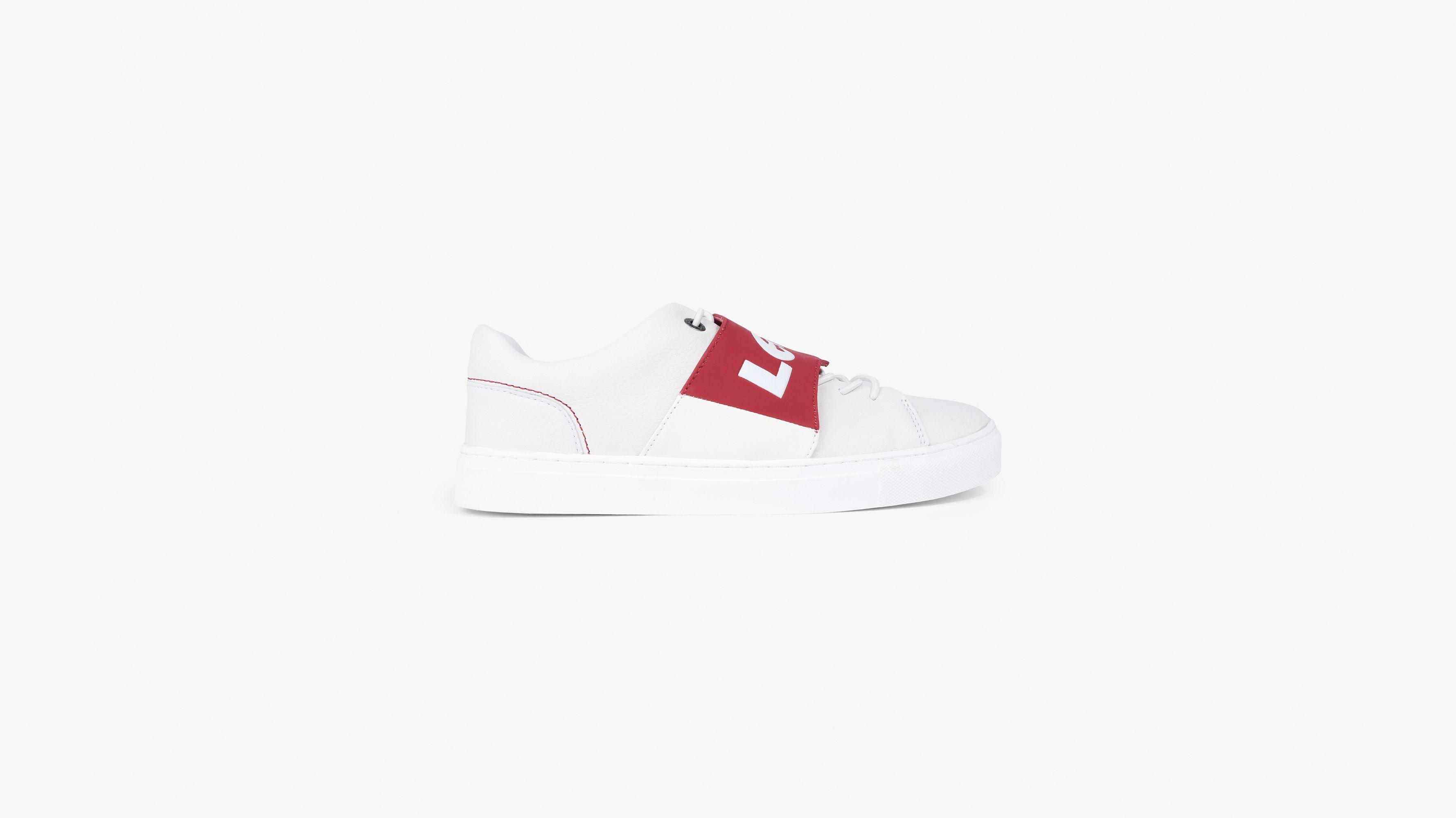 Batwing Sneakers - White   Levi's® DE