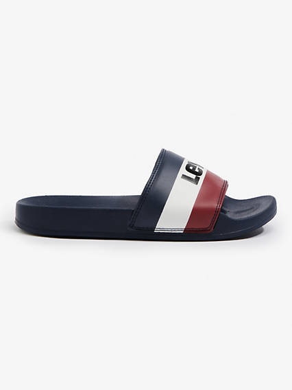 June Sportwear Slides
