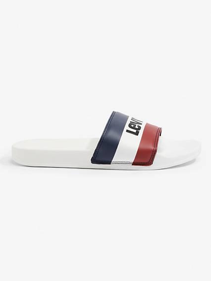 June Sportwear Slides