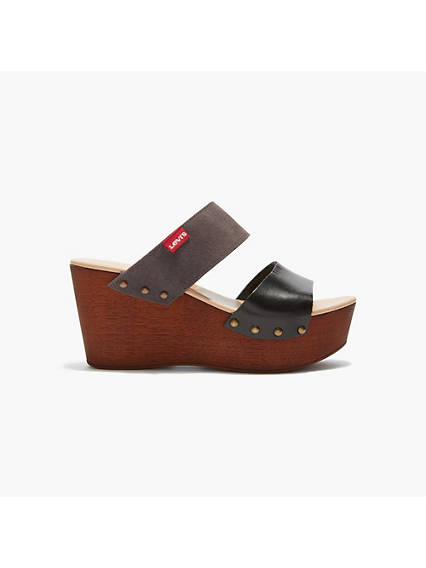 Zenia Clogs