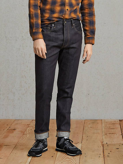 New Taper Selvedge Jean