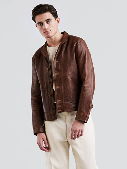 Einstein Menlo Cossack Jacket