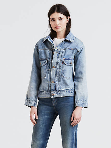 1953 Type II Customized Trucker Jacket
