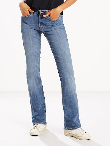 Classic Boot Cut Jeans