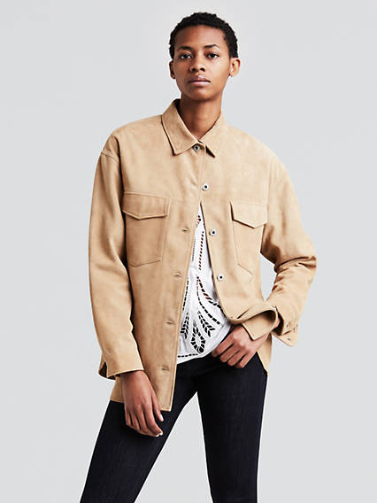 Surplus Shirt Jacket
