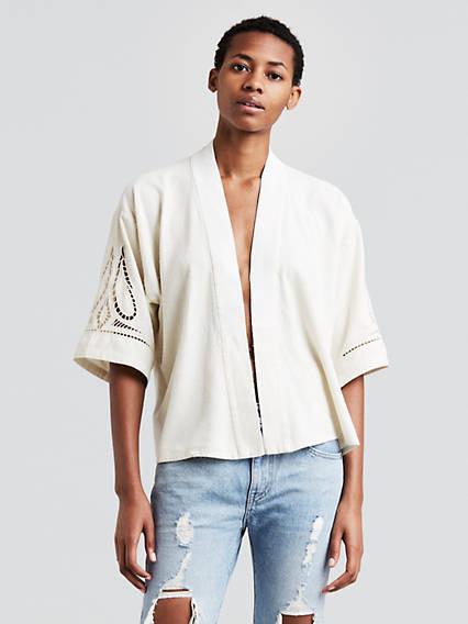 Bekend Women's Coats & Jackets | Levi's @BS04