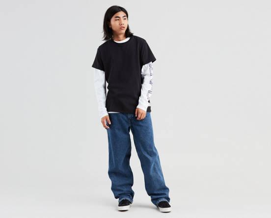 98d7881565a Levi's® Silvertab Carpenter Men's Jeans - Medium Wash | Levi's® US