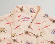 e2d42f66 1940's Hawaiian Shirt 1940's Hawaiian Shirt 1940's Hawaiian Shirt ...